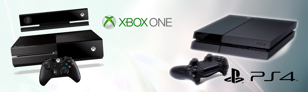 Xbox One - Playstation $ - PS4