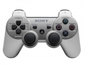 PS3 Dual Shock 3 Controller (Silber)