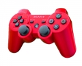 PS3 Dual Shock 3 Controller (Rot)