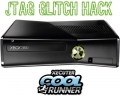XBox360 Slim (500 GB) mit JTag Glitch Hack